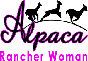 Alpaca Rancher Woman