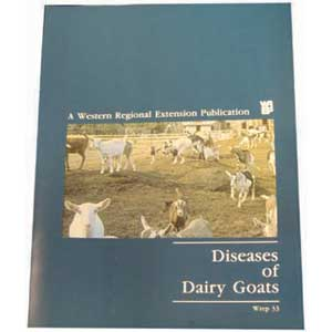Diseases Of Dairy Goats