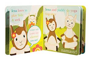 lena board book