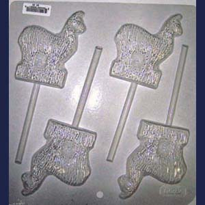 Candy Mold Lama
