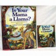 Book:Is Your Mama A Llama Paperback