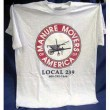 Manure Mover Tee