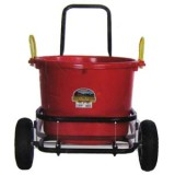 Muck Feed Tub Cart