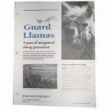 Book Guard Llamas