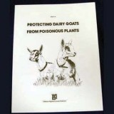 Protecting Dairy Goats From Poisons