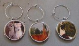 wine glass charm 3 pk