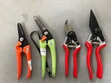 comparison toe shears
